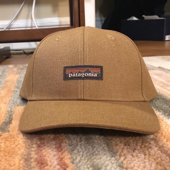 NWOT Patagonia Tin Shed Hat. M 5c1317ef1b3294516346e5e9 07cab657f46